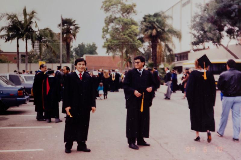 Eddie's Graduation