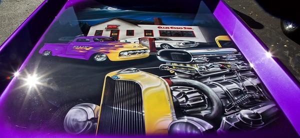 Henderson car show