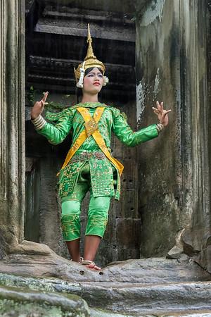 Angkor Thom, Elephant Terrace