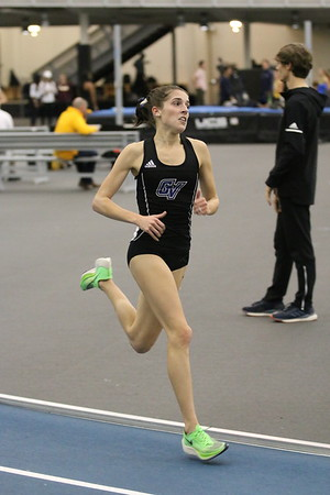 2019-2020 Grand Valley State University Indoor Track and Field