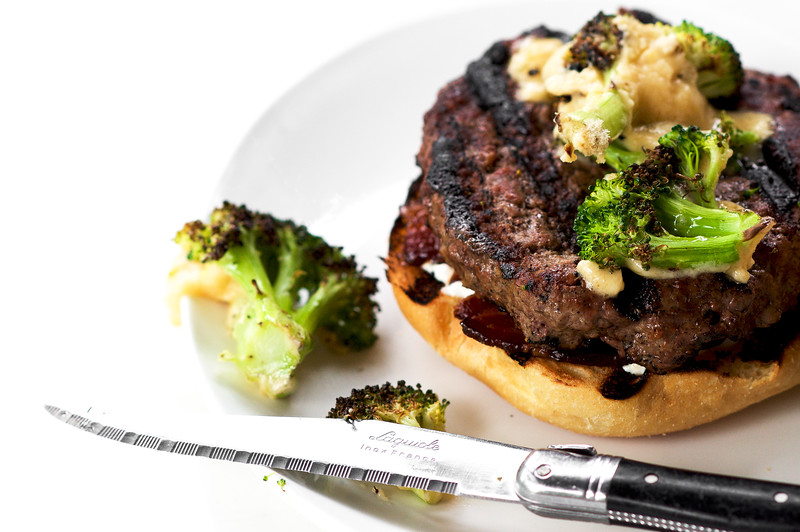 Broccoli Cheeseburger