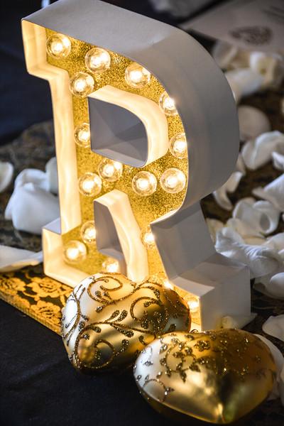 Robertson 50th Wedding Anniversary