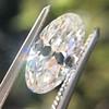 1.64ct Antique Moval Cut Diamond GIA G VS1 11
