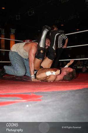 DGUSA 11/13/11 - BJ Whitmer vs Brodie Lee