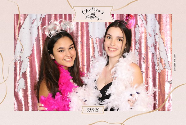 Chelsea's 15th Birthday Party