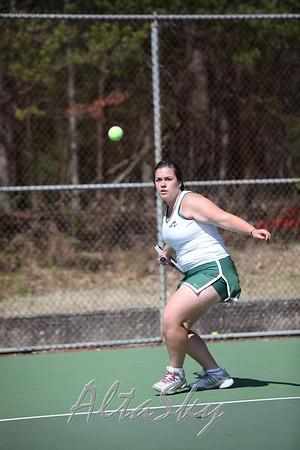GC WOMEN'S TENNIS 03-29-2011
