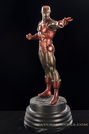 Bowen Designs Iron Man Faux Bronze Statue