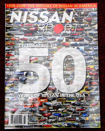 Nissan Sport Magazine - Fall 2008