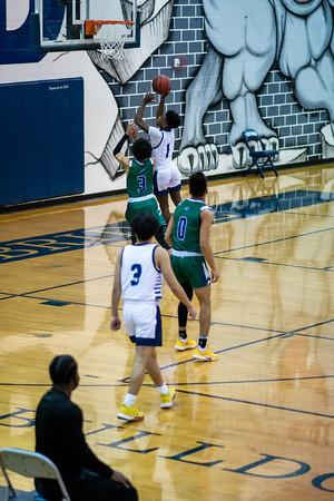 Boys Basketball: Stone Bridge 86, Green Run 78 by Derrick Jerry on February  20, 2021
