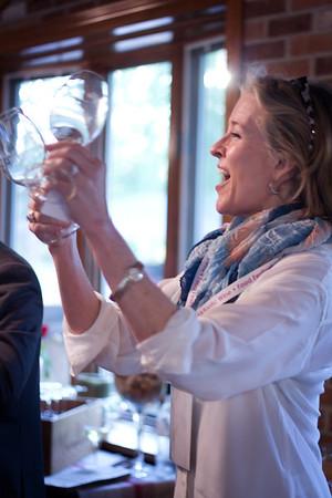 Mystery Wine Tasting at the Farm