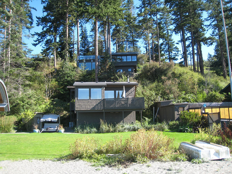 Whidbey Island Beachfront House