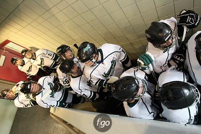 Pine City v Minneapolis Novas Hockey 1-14-11