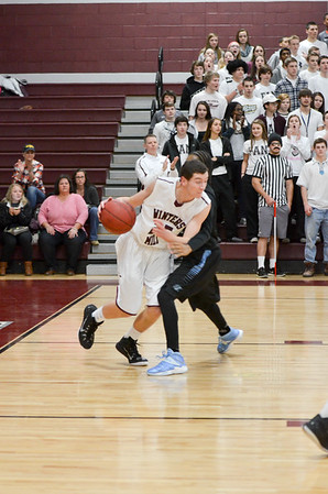 WMHS BB vs WHS 1_13_15