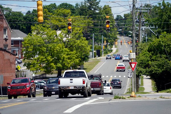 Pittsfield intersection - 061721