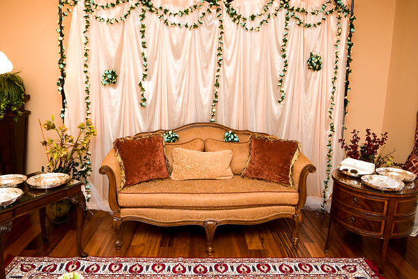 Saanvi Saree Ceremony