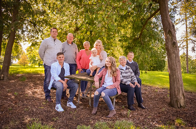 Collins Family - October 2019