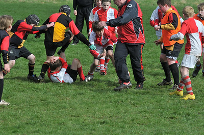 6th March 2011 - Claverdon u11