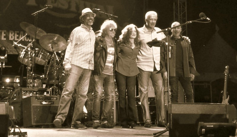 Bonnie Raitt @ Doheny Blues Festival - 05-17-15