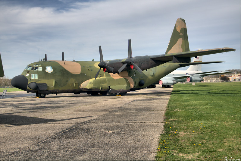 National Museum of the United States Air Force, Dayton, Ohio,   04/12/2019  Lockheed AC-130A-LM Hercules C/N 182-3013  54-1626  This work is licensed under a Creative Commons Attribution- NonCommercial 4.0 International License.