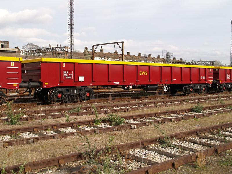 MLA 503515 Willesden Euroterminal 25/02/08