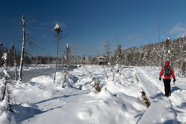 Mont Bélair Val Bélair c'est l'hiver