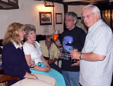 Crown Inn Football Shirt Raffle
