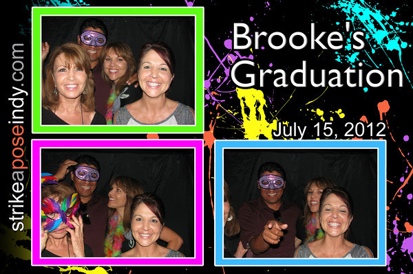Brooke's Graduation