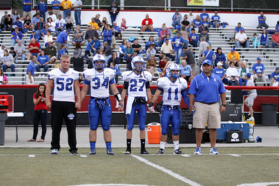 Simon Kenton vs Newport Central Catholic 9/15/12