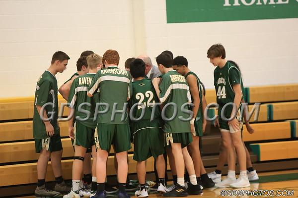 MS BOYS GREEN VS RAVENSCROFT 12-13-2019