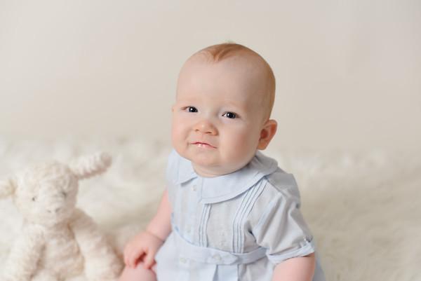 Isaac {Six Months}