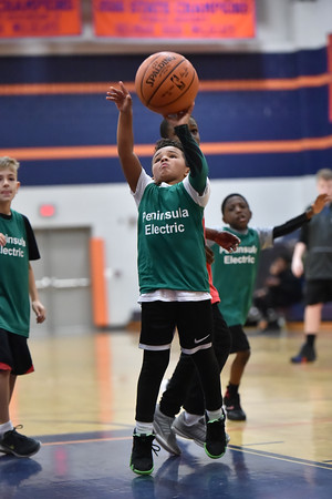 Delmar Youth League Basketball 01/05/19