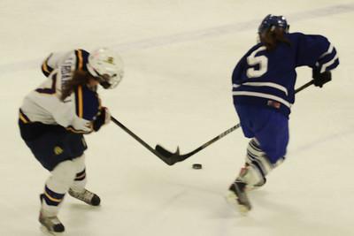 Lady Wamps vs AB winning Goal