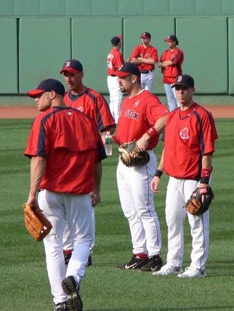 Red Sox, August 9, 2005