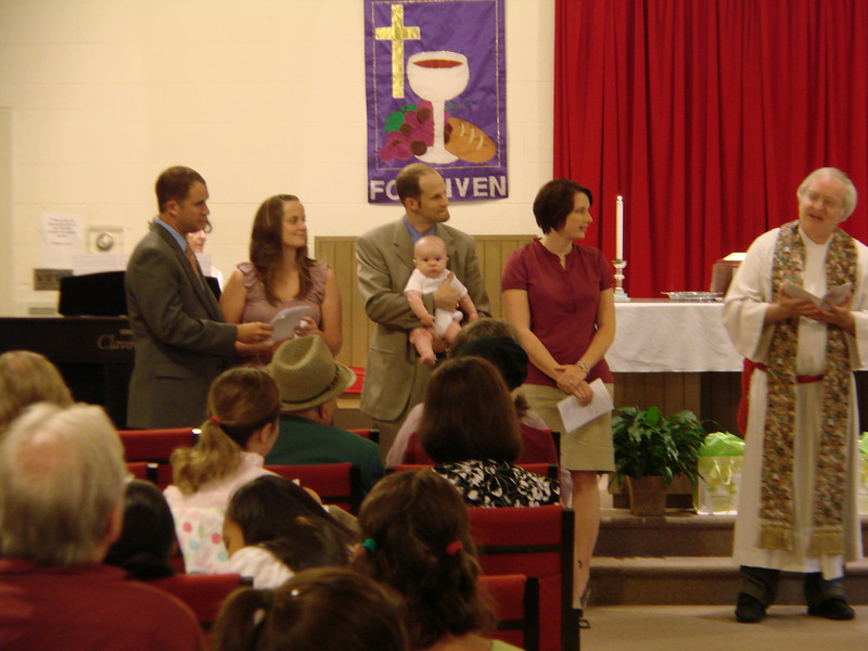 Park Street Christian Church Infant Dedication 2009 July 013.jpg