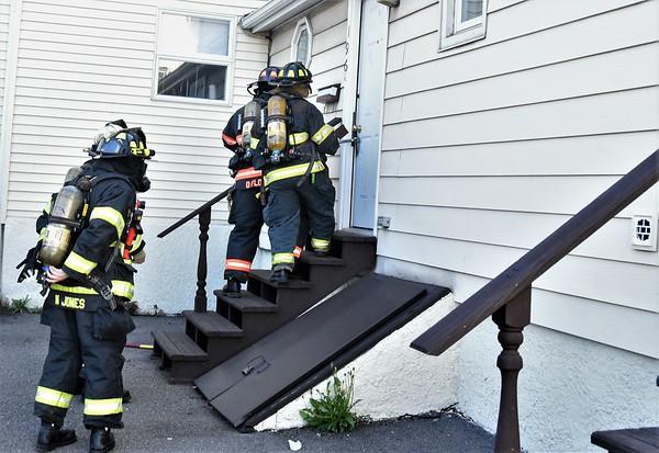 Hazleton City 139 kitchen fire 198 S Pine St 5-10-18
