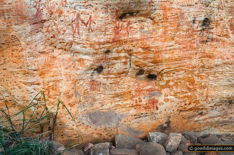 Aboriginal rock art, Grampians