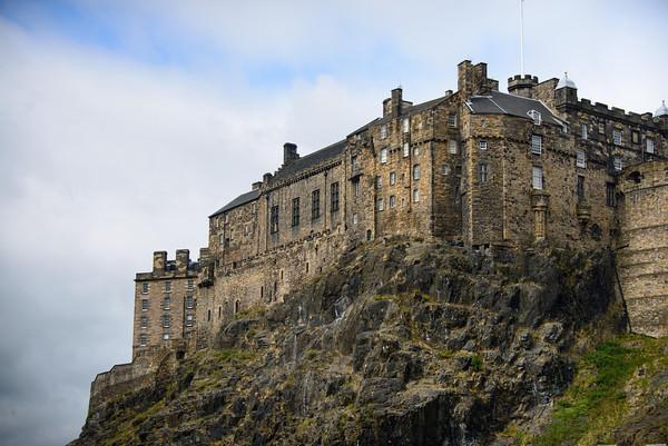 2013 08 29a Edinburgh Edinburgh Castle
