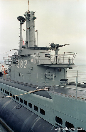USS Pampanito - San Francisco