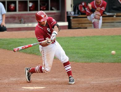 2012 Big 12 Baseball Tourney OU vs Baylor