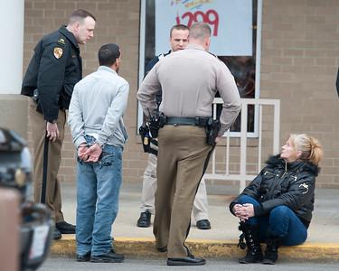 2/8/2011 Arrest at J C Penny