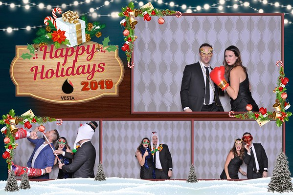 Vesta Christmas Party 2019