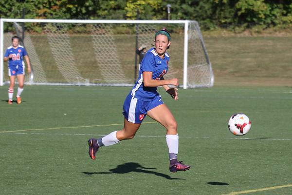 Girls' Varsity Soccer vs. Brewster | October 4