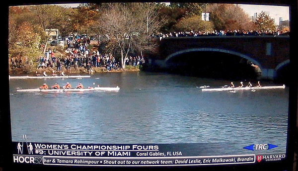 Head of the Charles River 2016