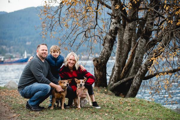 Hall Family 2020 November