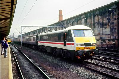 West Coast Main Line - Crewe - Carlisle