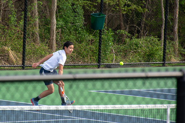 4.29.19 - Staples Tennis - Ridgefield @ Staples - Matthew Chiang