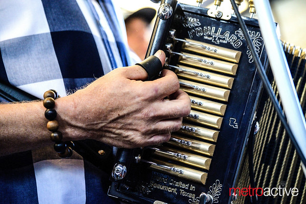 Andre Thierry: Zydeco Dance Party