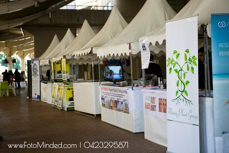 INDAUS Fair 2013