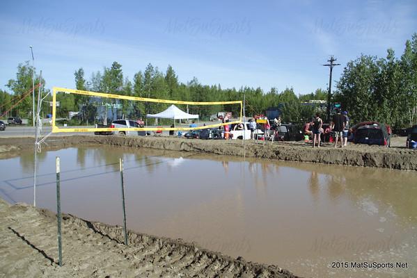 2015 Big Lake Lions Mud Volleyball