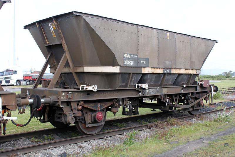HAA 353934 Newport Docks 22/05/11